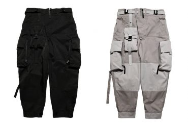 AES 19 AW RD Travel Cargo Pants 2 (1)
