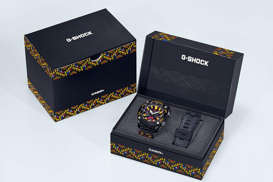 CASIO G-SHOCK GA-2000BT-1ADR (1)