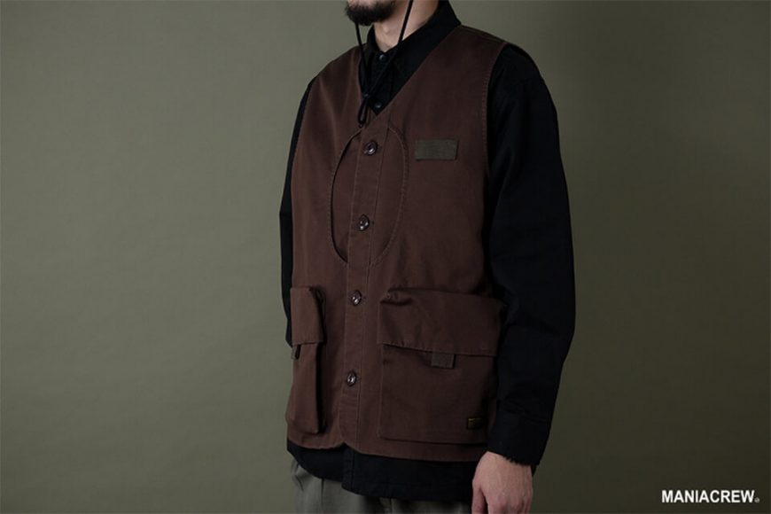 MANIA 19 AW Hunting Vest (10)