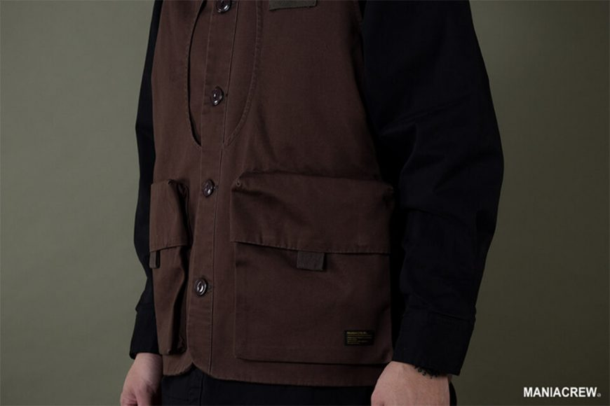 MANIA 19 AW Hunting Vest (11)