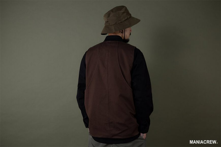 MANIA 19 AW Hunting Vest (13)