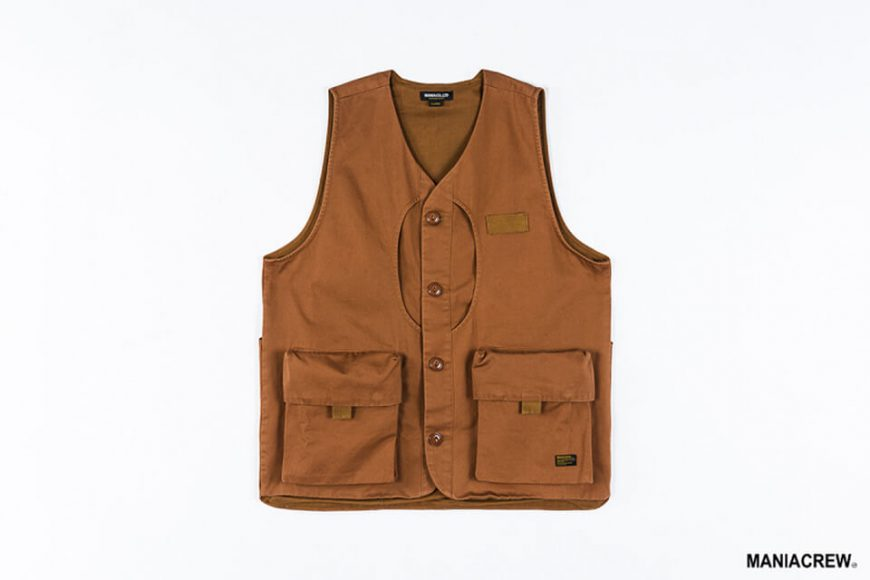 MANIA 19 AW Hunting Vest (15)