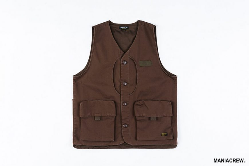 MANIA 19 AW Hunting Vest (17)
