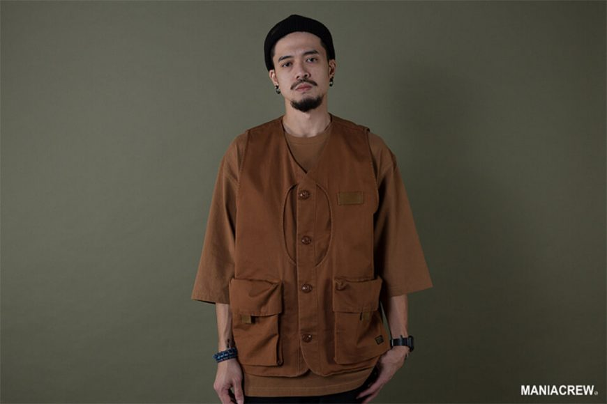 MANIA 19 AW Hunting Vest (2)