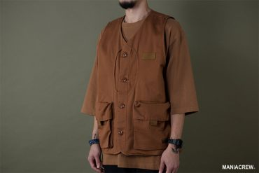 MANIA 19 AW Hunting Vest (3)