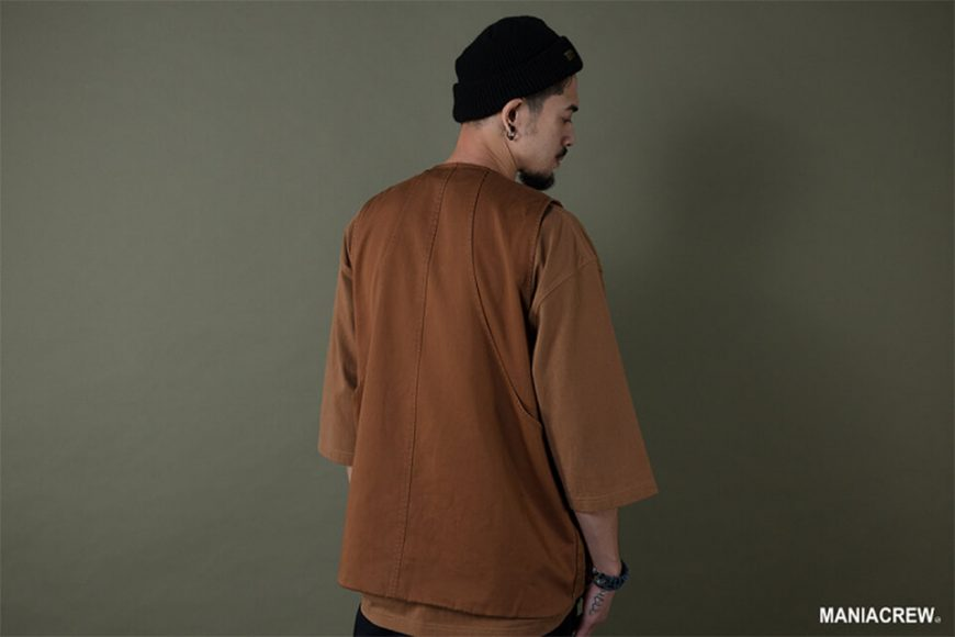 MANIA 19 AW Hunting Vest (4)