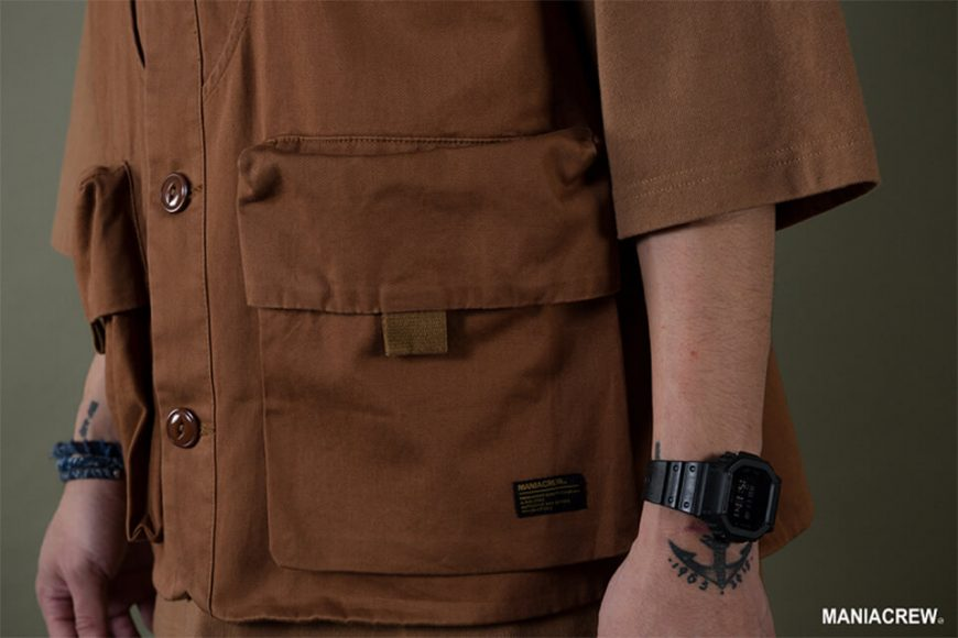 MANIA 19 AW Hunting Vest (5)