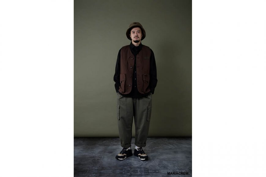 MANIA 19 AW Hunting Vest (8)