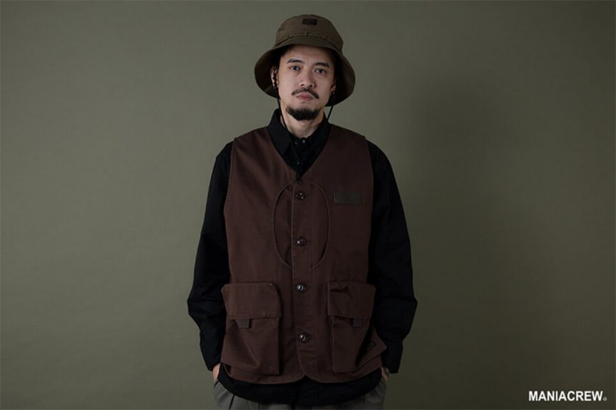 MANIA 19 AW Hunting Vest (9)