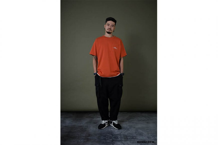MANIA 19 AW Resiliently Cargo Pants (1)
