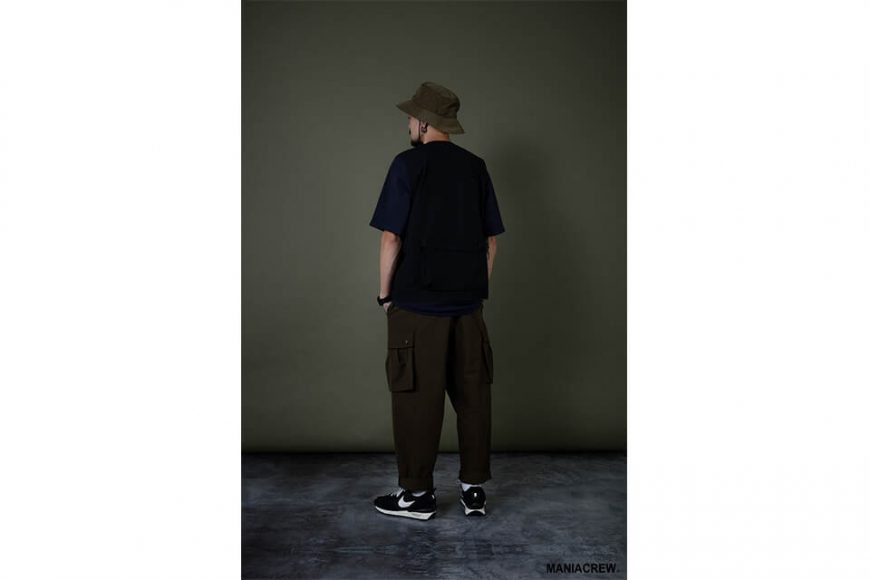 MANIA 19 AW Resiliently Cargo Pants (10)