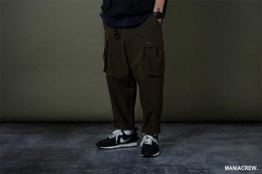 MANIA 19 AW Resiliently Cargo Pants (11)