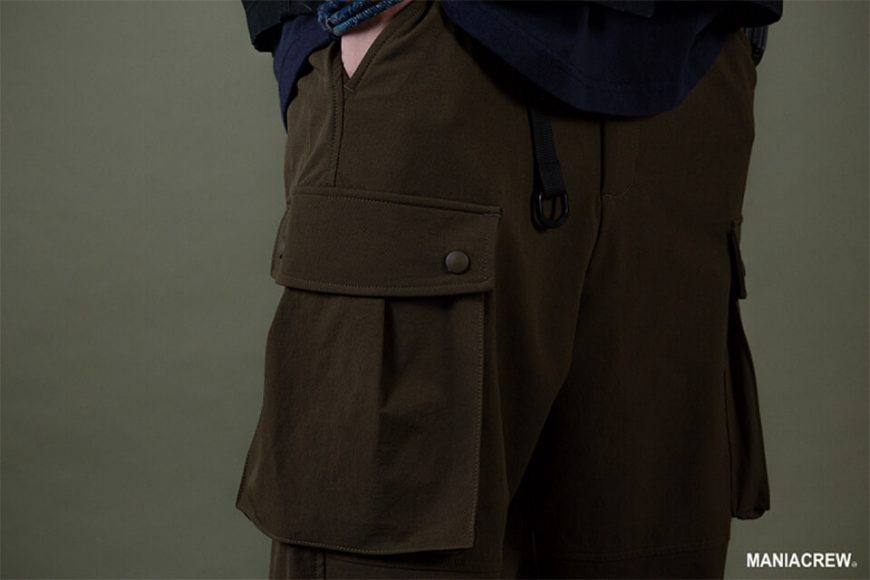 MANIA 19 AW Resiliently Cargo Pants (14)
