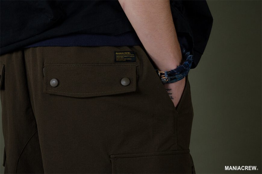 MANIA 19 AW Resiliently Cargo Pants (16)
