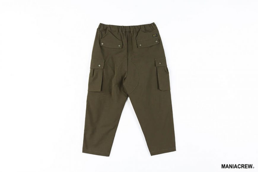 MANIA 19 AW Resiliently Cargo Pants (19)