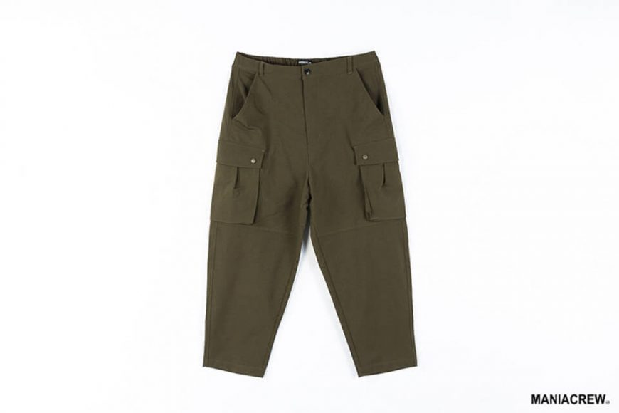 MANIA 19 AW Resiliently Cargo Pants (20)