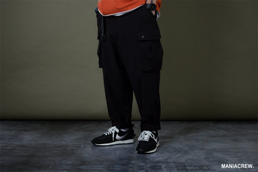 MANIA 19 AW Resiliently Cargo Pants (3)