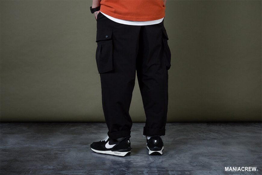 MANIA 19 AW Resiliently Cargo Pants (5)