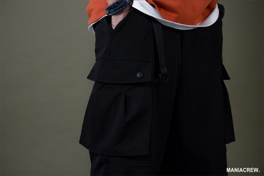 MANIA 19 AW Resiliently Cargo Pants (6)