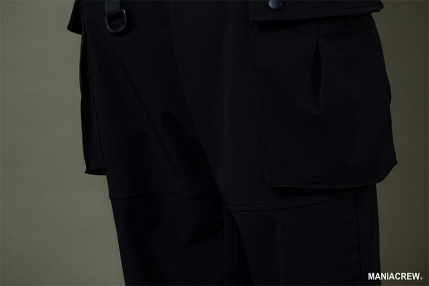 MANIA 19 AW Resiliently Cargo Pants (7)