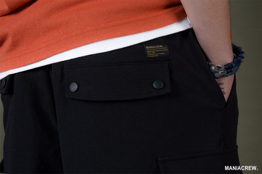 MANIA 19 AW Resiliently Cargo Pants (8)