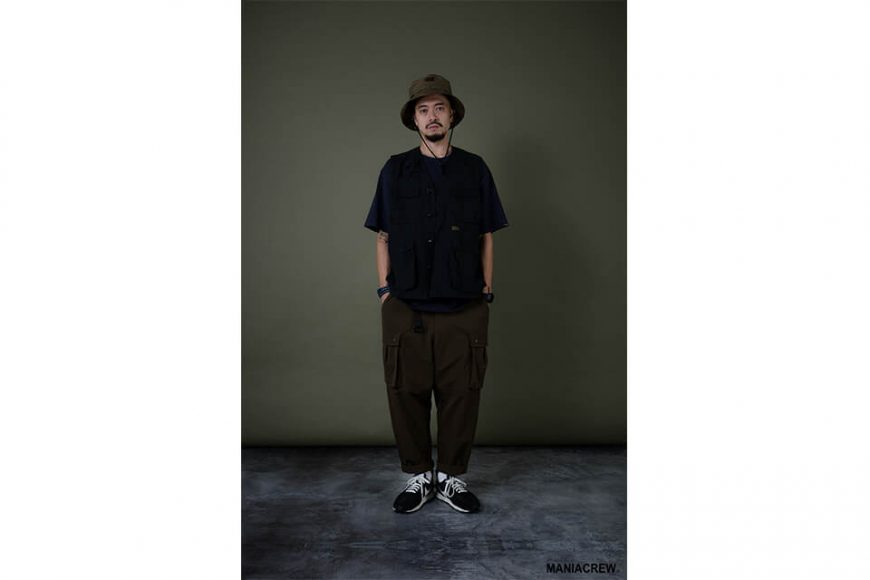 MANIA 19 AW Resiliently Cargo Pants (9)