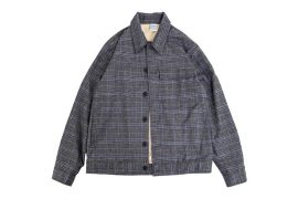 NEXHYPE 19 FW SLF A Good Day Check Jacket (5)