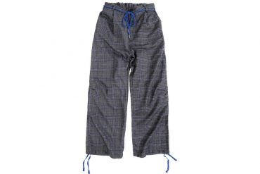 NEXHYPE 19 FW SLF A Good Day Check Pants (5)