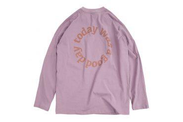 NEXHYPE 19 FW SLF A Good Day LS Pocket Shirt (5)