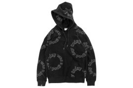 NEXHYPE 19 FW SLF A Good Day Logo Hoodie (4)