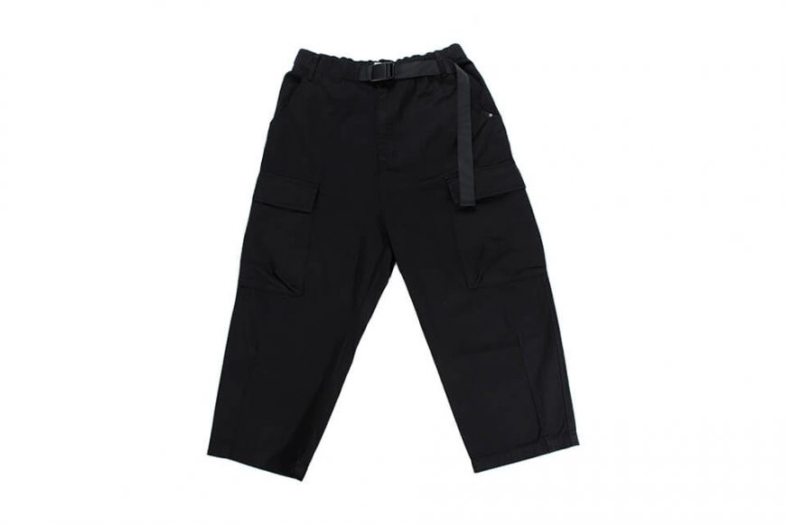 NextMobRiot 19 AW Wide Cropped Pocket Pants (10)