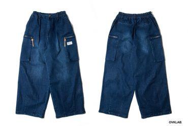 OVKLAB 19 AW Pocket Circus Pants (4)