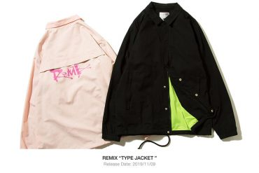 REMIX 19 AW Type Coach JKT (1)