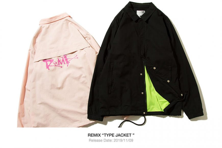 REMIX 19 AW Type Coach JKT (1)