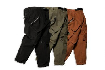 AES 19 AW RD Washed Work Pants (2)