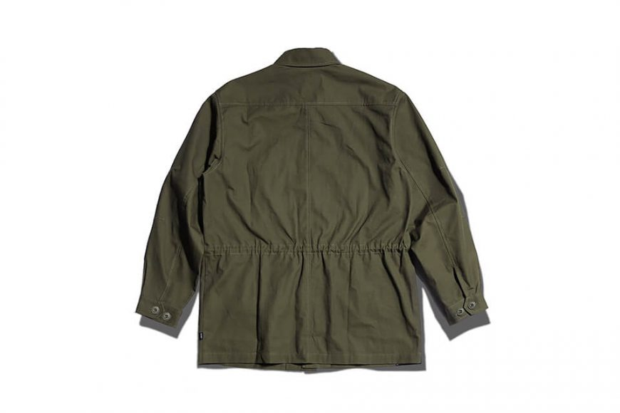 B-SIDE 19 AW CND ARMY Field Jacket (7)
