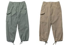 B-SIDE 19 AW CND Cargo Pants (0)