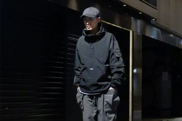B-SIDE 19 AW Waterproof Anorak (0)
