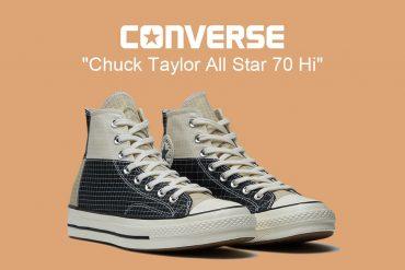 CONVERSE 19 FW 166316C Chuck Taylor All Star '70 Hi (1)