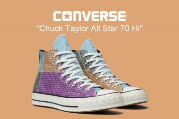 CONVERSE 19 FW 166317C Chuck Taylor All Star '70 Hi (1)