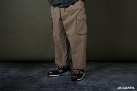 MANIA 19 AW 2 Fold Pants (10)