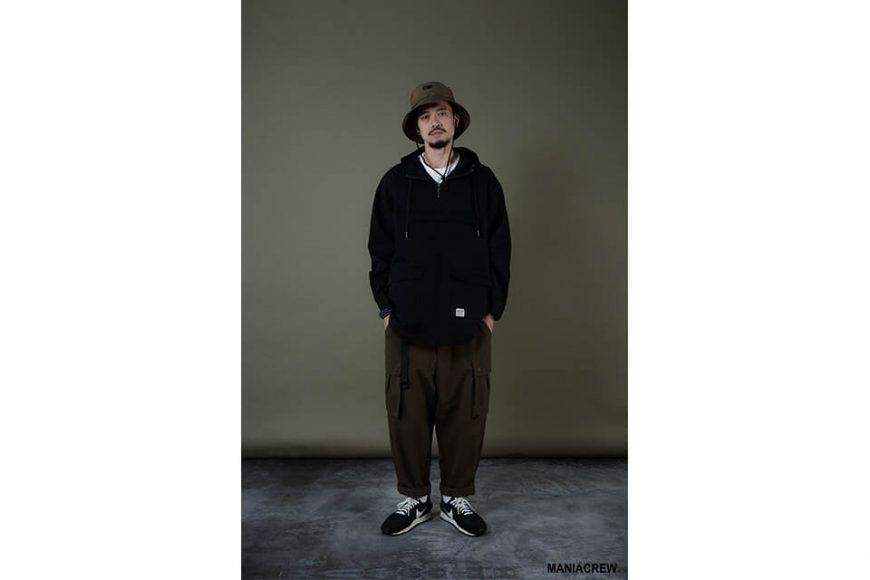 MANIA 19 AW Neck Zip Pullover (2)