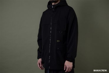 MANIA 19 AW Resiliently Jacket (4)