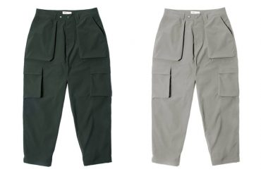 OVKLAB 19 AW Waterproof Military Trousers (2)