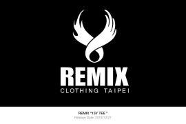 REMIX 19 AW RMX 15Y Tee (1)