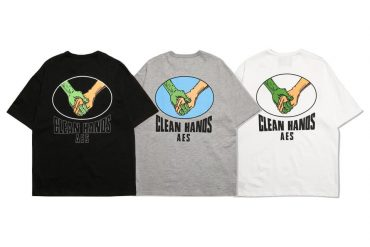 AES 19 AW Clean Hands Oversized Tee (2)