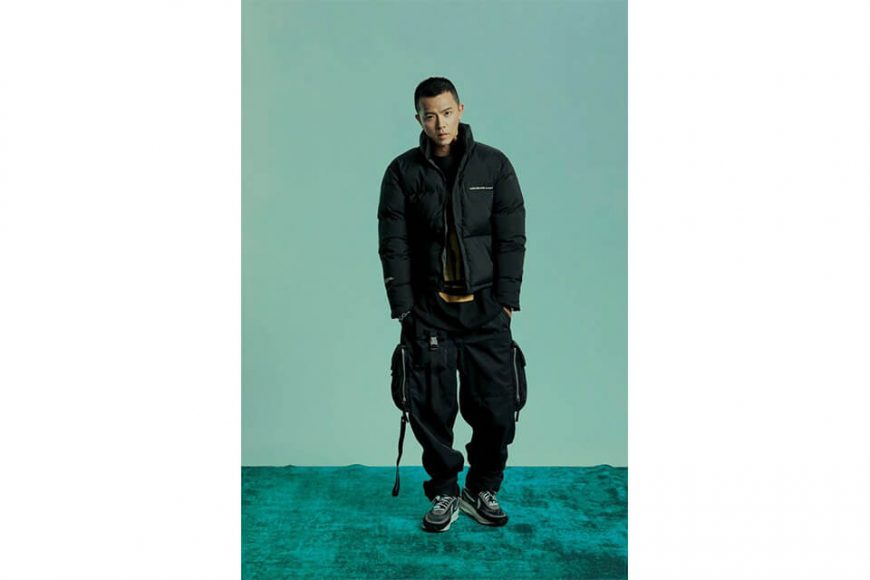 AES 19 AW Short Down Jacket (0)
