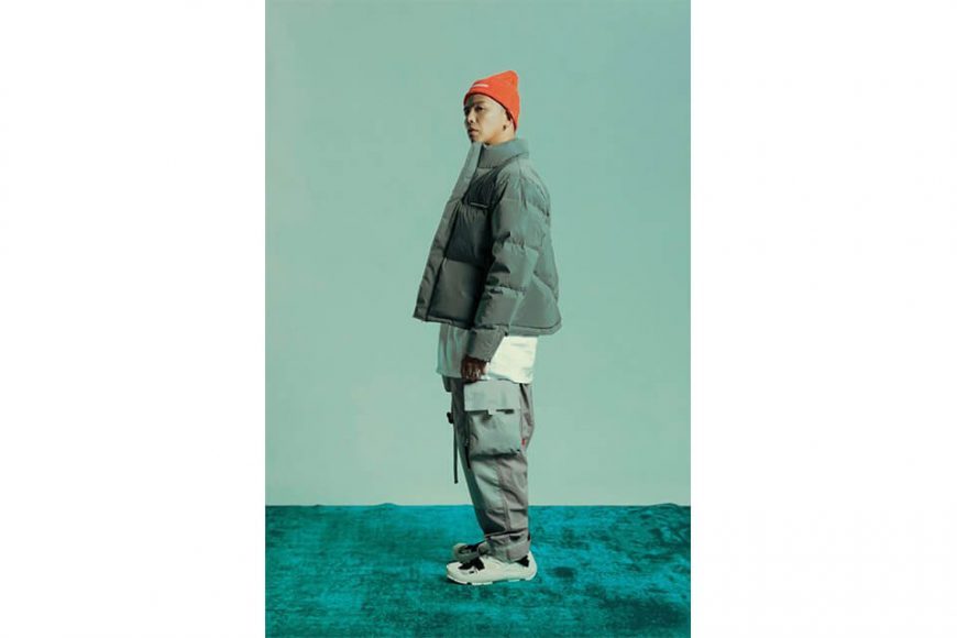 AES 19 AW Short Down Jacket (1)
