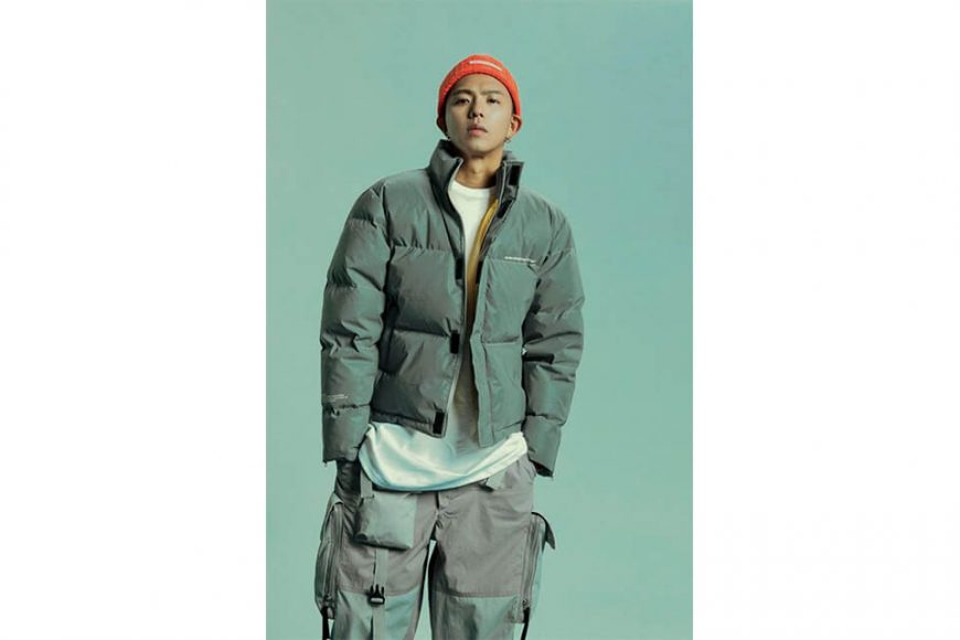 AES 19 AW Short Down Jacket (2)