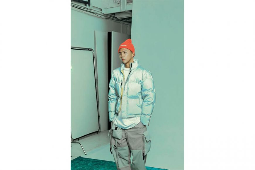 AES 19 AW Short Down Jacket (3)
